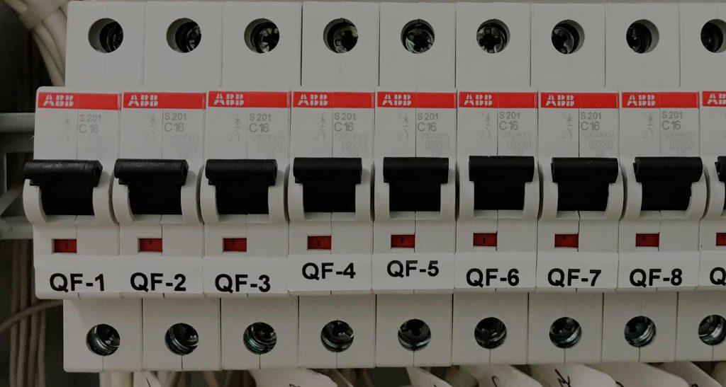 визуальный осмотр электроустановок