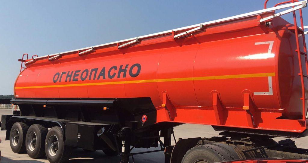 заземление бензавоза