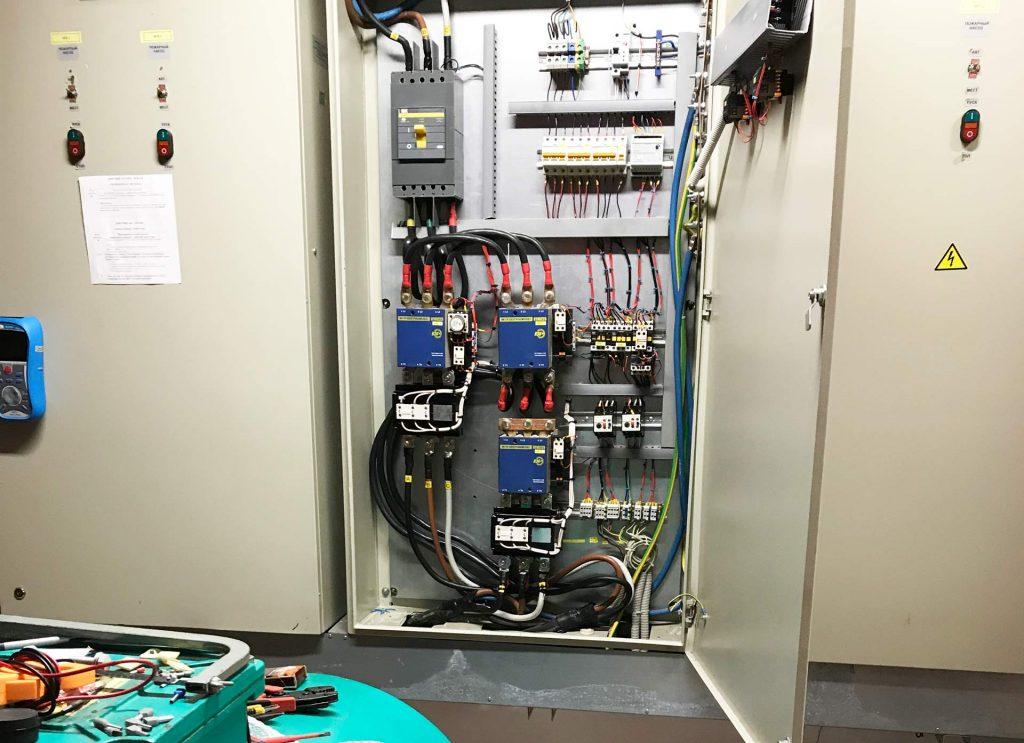 устранение дефектов в электроустановках