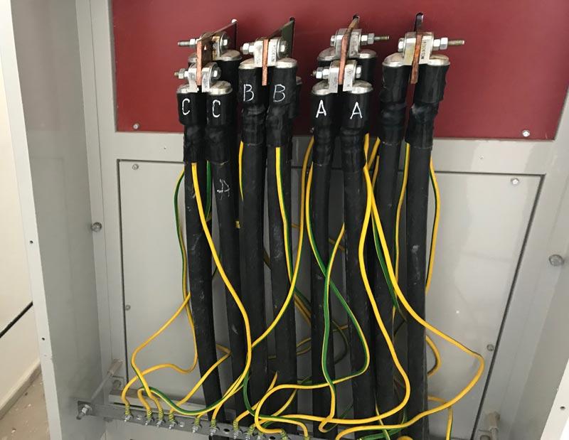 Сфера применения кабелей из сшитого полиэтилена