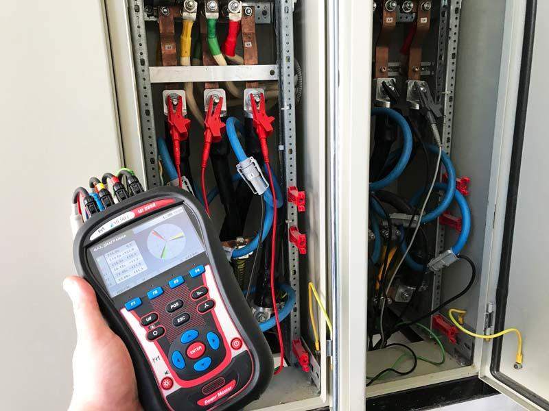 электролаборатория качество электроэнергии