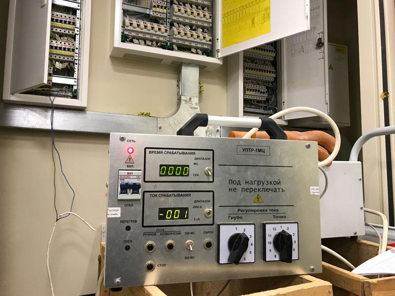 Для чего производится испытание автоматических выключателей