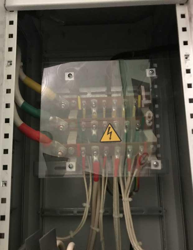 Меры защиты от поражения электрическим током