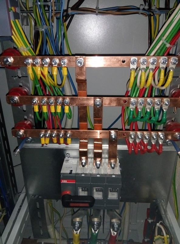 Необходимость опрессовки наконечниками гибких проводов