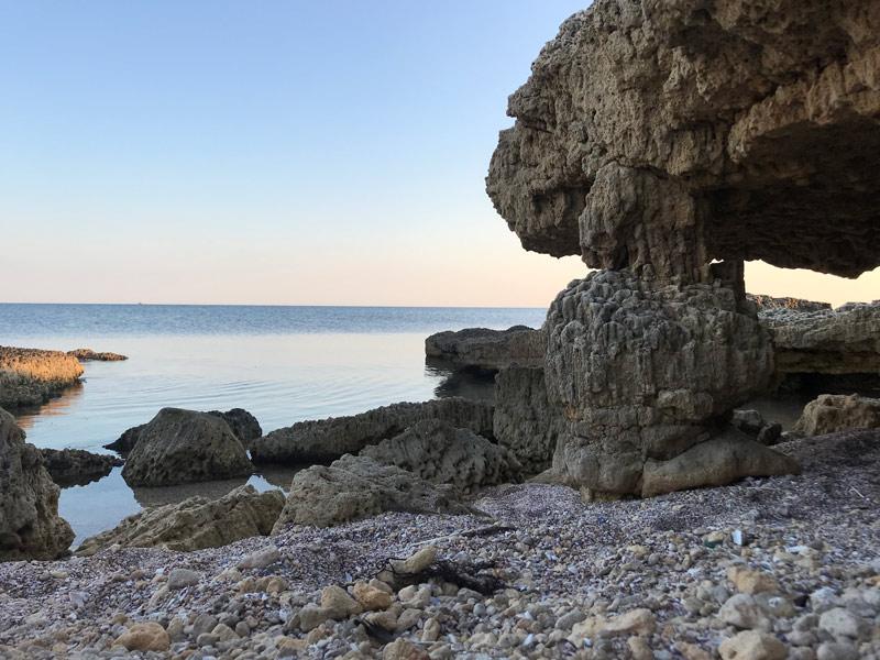 Дикие места Оленевка, Крым