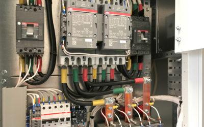 фото авр на контакторах ABB