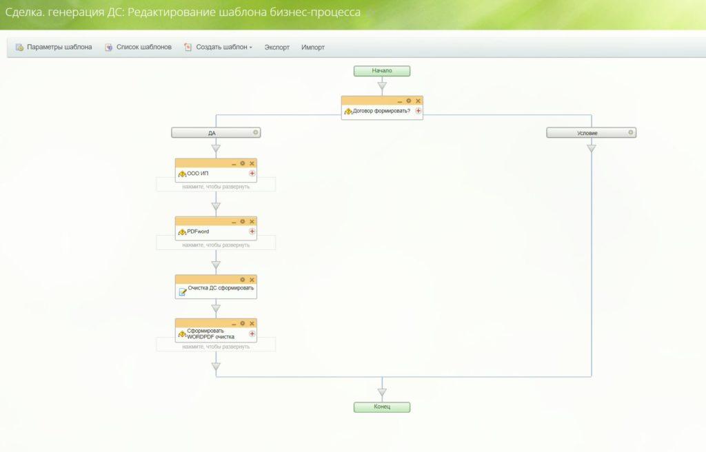 запуск бизнес процесса Битрикс24 из PHP